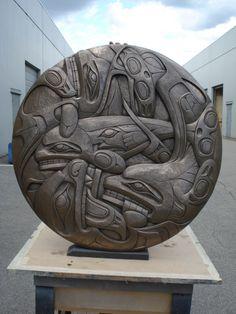 Cold Bronze Casting