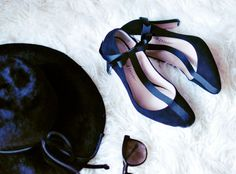 T-strap Heels with Bows