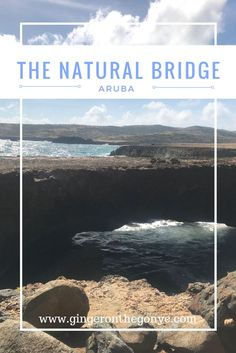 The Natural Bridge Aruba was destroyed by erosion in 2005, but just feet away you can see the Son of a Bridge and view the beautiful coastline on your way.