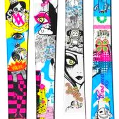 Volkl Cosmo women's skis