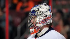 """Players react to Nabokov extension.     """"He really knows what it takes to be a top team and if he didn't believe that we could be that, I don't think he would be here,"""" Frans Nielsen."""