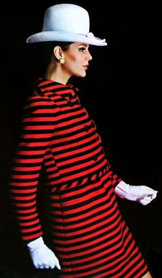 Ensemble Fabiani, Vogue Pattern Book Autumn 1967 Repinned by www.fashion.net