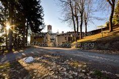 Murazzano, scudo e chiave del Piemonte