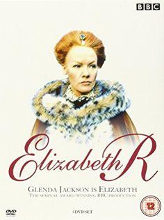 Elizabeth R [3 DVDs]: Mehrfach ausgezeichnete BBC-Miniserie über Leben und Regentschaft von Elizabeth I. mit der großartigen Glenda Jackson.