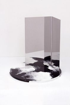 Ceramic Surfaces Mirrors by Elisa Strozyk