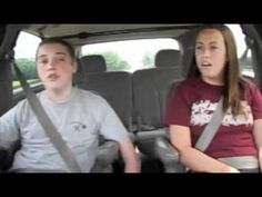 SO GLAD THIS IS ON PINTEREST! it is my favorite post-wisdom teeth video! there is one when they get home too that is great!