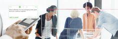 Social Collaboration Platform sitrion | enterprise solution integrating SAP, Microsoft etc.