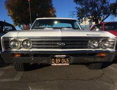 #chevy #chevyrunsdeep #elcamino #americanclassic #classicsofinstagram #classiccar #supercarsunday #carsandcoffee #losangeles #california