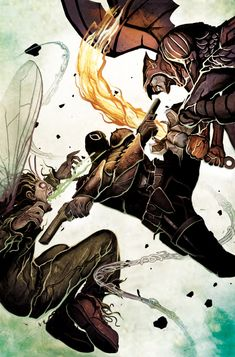 Venom #16 by DeadlyMike