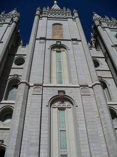 Temple Square, Salt Lake City, Utah Mormon Pioneers, Idaho Falls Temple, Temple Square, Families Are Forever, Felicia, Salt Lake City, Temples, Utah, Architecture