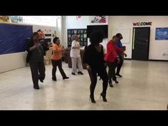SS Work X 6 - Step 4 Step Class May 12 - YouTube