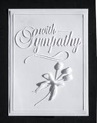 Image result for darice with sympathy embossing folder cards