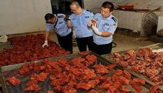 What? Human flesh is sold as beef by China!!!