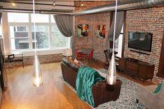 Beautiful Downtown Nashville Loft - vacation rental in Nashville, Tennessee. View more: #NashvilleTennesseeVacationRentals
