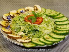 Schaut Susis Salat nicht einfach traumhaft aus?? Genial!