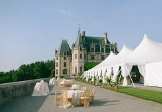 Biltmore Estate Weddings, Asheville NC. South Terrace. Engage13, // Photo: Allan Zepeda