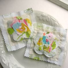 RESERVED for Mary Ann Lavender Sachets by tracyBdesigns on Etsy