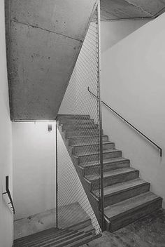 Kevin Low- Small Projects - fire stairfence