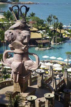 Centara Grand Mirage Beach Resort (Pattaya, Thailand)