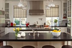 modern kitchen valances | Pics of Modern Kitchens Windows With Curtains Ideas | Small Kitchen ...