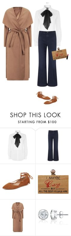 """""""Classic Chic"""" by polylana on Polyvore featuring Polo Ralph Lauren, AG Adriano Goldschmied, Steven, Auriya, Smashbox, women's clothing, women's fashion, women, female and woman"""