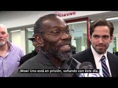 Más de la Vida con Jorge Cota   Este hombre pasó 39 años en la cárcel por un crimen que no cometió. Mira su reacción cuando supo que quedaría en libertad