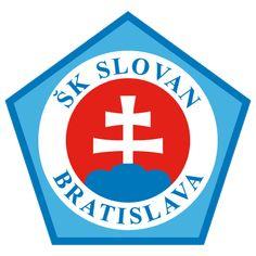 Slovan Bratislava SVK old logo (1990-2004)
