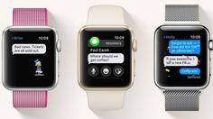 Apple| WhatchOS 4 Chegou cheio de Novidades    A Apple anunciou hoje na sua conferência anual WWDC a nova versão do SO do Apple Watch. O watchOS 4 sofreu agora a maior atualização da plataforma em cerca de um ano. Os aprimoramentos são especialmente na interface nas informação apresentadas ao utilizador. Embora também tenha sido aprimorado a monitorização de trteino e ainda novas funçoes musicais.  Whatch Face  A Whatch Face está ligada à SIri permitindo assim apresentar ao utilizador as…