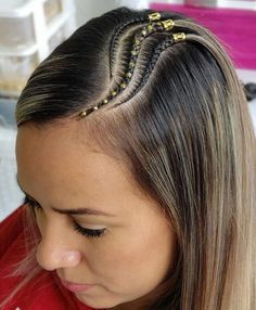 Cornrow hairstyles for caucasian women Baddie Hairstyles, Pretty Hairstyles, Girl Hairstyles, Braided Hairstyles, Curly Hair Styles, Natural Hair Styles, Hair Upstyles, Festival Hair, Cool Braids