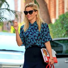 Reese Witherspoon Work Outfit Inspiration
