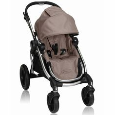 Baby Jogger 2011 City Select Single Stroller Onyx Baby