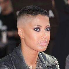 60 Modern Shaved Hairstyles And Edgy Undercuts For Women Part 9 Short Afro Hairstyles edgy hairstyles Modern part Shaved Undercuts WOMEN Short Fade Haircut, Short Natural Haircuts, Short Afro Hairstyles, Short Hair Undercut, Undercut Hairstyles, Shaved Hairstyles, Layered Hairstyles, African Hairstyles, Hairdos