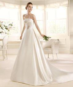 MELANIE » Wedding Dresses » 2013 Costura Collection » La Sposa