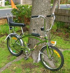A dragster, my brother had a bike like this, big drama when it was stolen by a neighbour