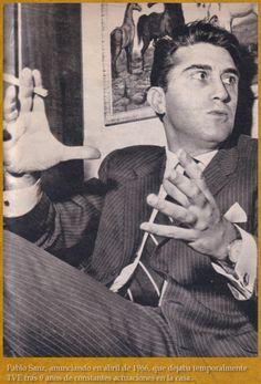 Pablo Sanz actor español de cine y tv. N.en Segovia en 1932+2012 Madrid