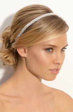 30+ Crystal headbands for prom.