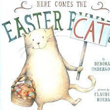 Here Comes the Easter Cat, uno de los libro álbum más recomendados en la actualidad