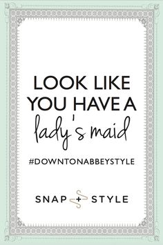 Welcome to Snap+Style, the only site where you can get personal styling advice from professional stylists. Just for you. Anytime. Anywhere. Snapandstyle.com Send a style request with just a few clicks. A professional stylist comes back with your new outfit. Changes? Message the stylist on-site for refinements. Directly shop the suggestions and feel great about your new look!