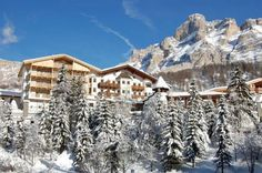 4 wonderful Hotels to have a great Ski-Break in South Tyrol South Tyrol, Ludwig, Northern Italy, Hotel Spa, Mount Everest, Skiing, The Incredibles, San, Mountains