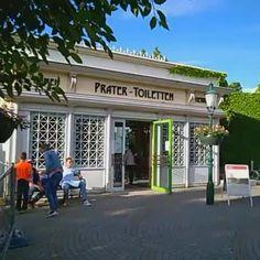 public #blackhole in the famous #prater in #vienna #Austria #toiletvine #blackholesoftheworld #toilet #toiletsofmylife