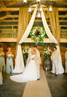 brides one couples rustic chic wedding at chapel valley farms in alabama