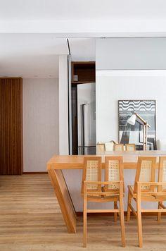 veredas.arq.br ---- Pin Inspiração ---- Eloy & Freitas | Arquitetura + Design | Apto de Temporada Ipanema Wave