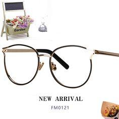 eb75c3a72d Amaryllis Cat Eye Glasses FM0121-01 Cat Eye Glasses
