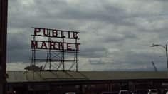 Pike Street Market, Seattle Washington