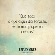 Que TODO... #Reflexiones. Mindset Quotes, Self Esteem, Good Vibes, Tattoo Quotes, Reflection, Bible, Inspirational Quotes, Motivation, Feelings