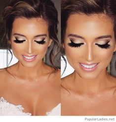 beautiful-bride-makeup-with-style