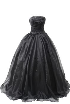 black ballgown  | black ball gown 4 png by vixen1978 resources stock images stock images ...