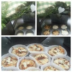 Very easy cupcakes with apple. I nad my family Love it !!!!!