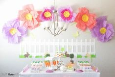 Bunny Birthday Party at Kara's Party Ideas | KarasPartyIdeas.com (4)