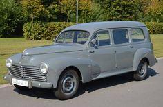 1953 Peugeot 203 Familiale | I4, 1,290 cm³ | 42 hp